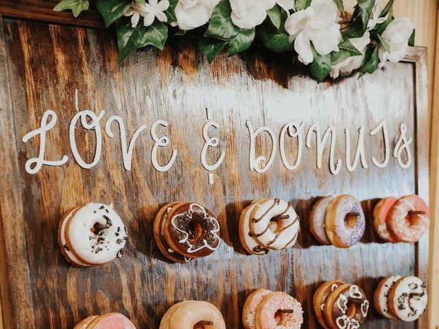 Cruise and Kaylee's Wedding in Aubrey, Texas 16