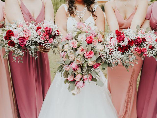 Cruise and Kaylee's Wedding in Aubrey, Texas 18