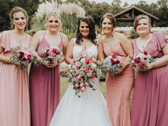 Cruise and Kaylee's Wedding in Aubrey, Texas 19