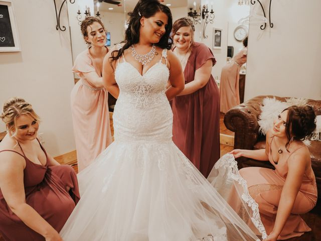Cruise and Kaylee's Wedding in Aubrey, Texas 24