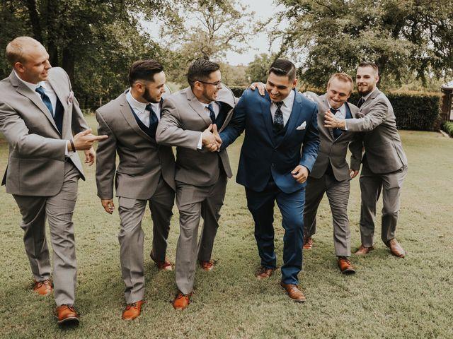 Cruise and Kaylee's Wedding in Aubrey, Texas 26