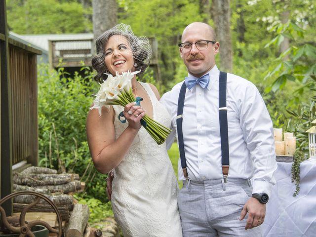The wedding of Sarah and Dmitriy