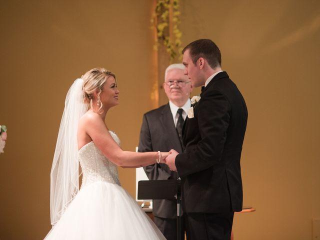 Allie and Tyler's Wedding in Wisconsin Dells, Wisconsin 11