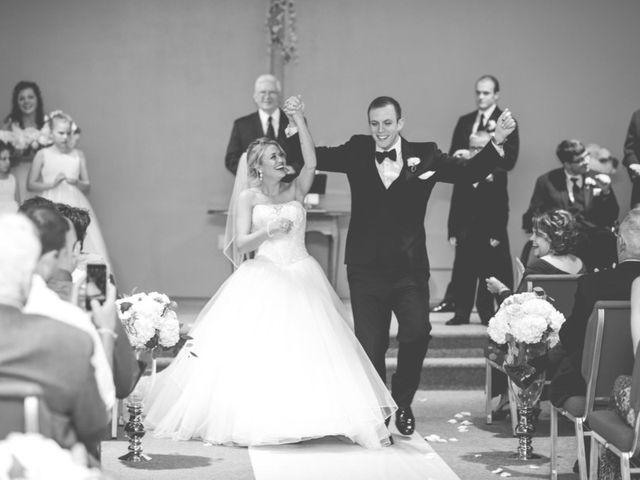 Allie and Tyler's Wedding in Wisconsin Dells, Wisconsin 14