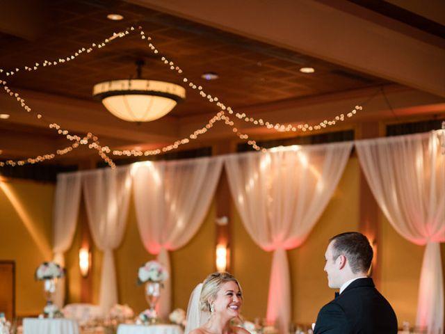 Allie and Tyler's Wedding in Wisconsin Dells, Wisconsin 19