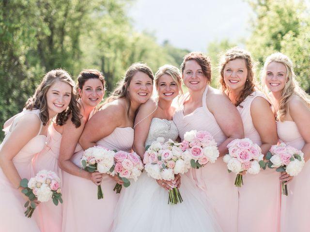 Allie and Tyler's Wedding in Wisconsin Dells, Wisconsin 7