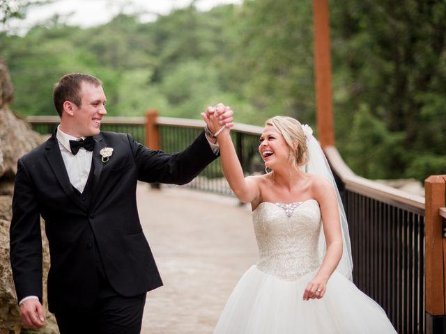 Allie and Tyler's Wedding in Wisconsin Dells, Wisconsin 17