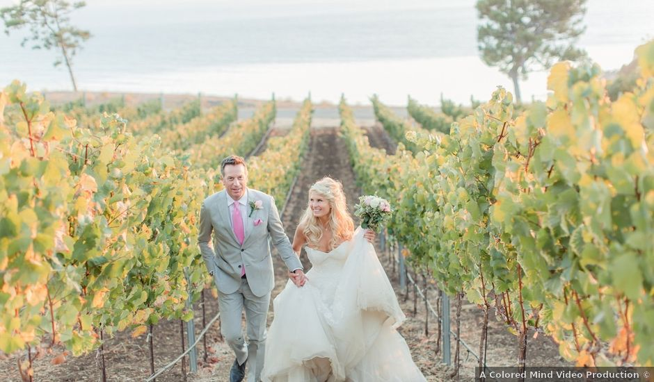 Corinne and Michael's Wedding in Rancho Palos Verdes, California