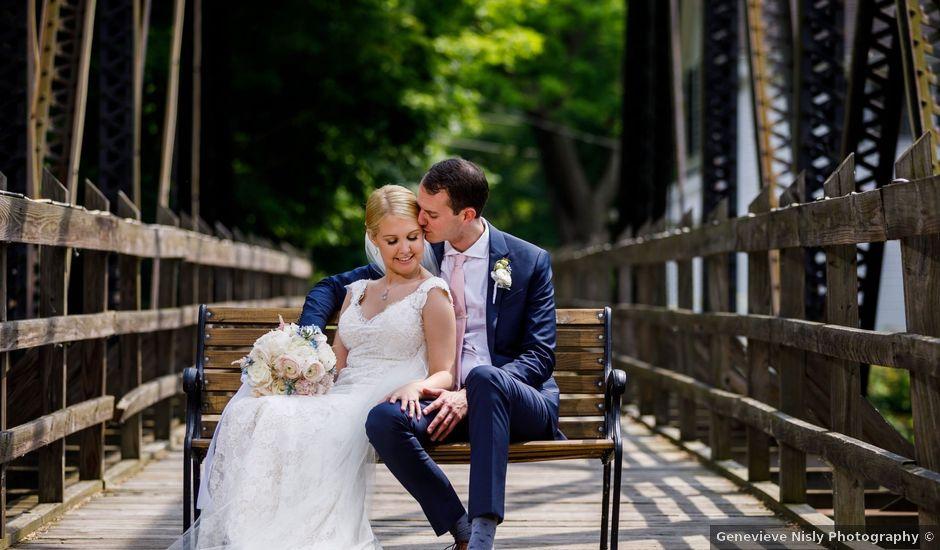 Luke and Annie's Wedding in Gates Mills, Ohio