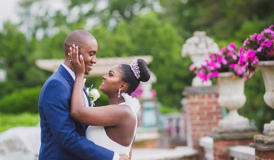 Arthur and Jerica's Wedding in West Orange, New Jersey