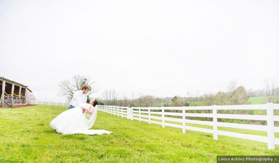 Drew and Victoria's Wedding in Trinity, North Carolina