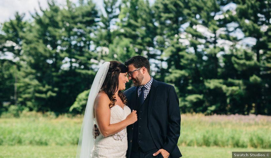 Ashley and Drew's Wedding in Canton, Ohio
