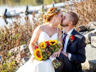 Ryan and Kelly's Wedding in Glastonbury, Connecticut 3