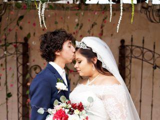 The wedding of Madison and Jacob 1