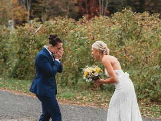 The wedding of Michele and Kimberly 3