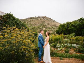 Zach and Brit's Wedding in Lyons, Colorado 3