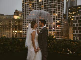 The wedding of Rebecca and Julio