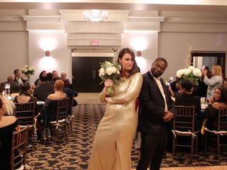 The wedding of Jasmine and Tyshaun 2