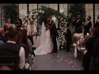 The wedding of Jasmine and Tyshaun 1