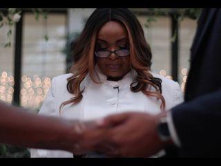 The wedding of Jasmine and Tyshaun 3