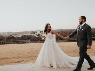 The wedding of Jamillah and Trevor