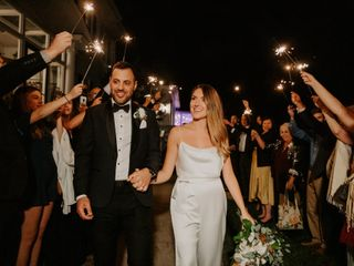 The wedding of Kelsey and Stephen 2