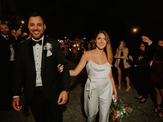 The wedding of Kelsey and Stephen 3