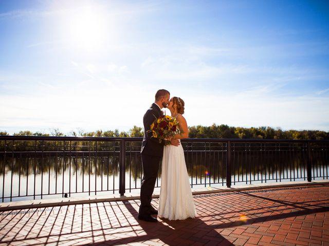 Ryan and Kelly's Wedding in Glastonbury, Connecticut 1