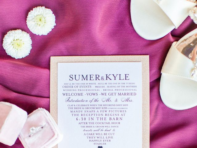 Kyle and Sumer's Wedding in Forest Hill, Maryland 5