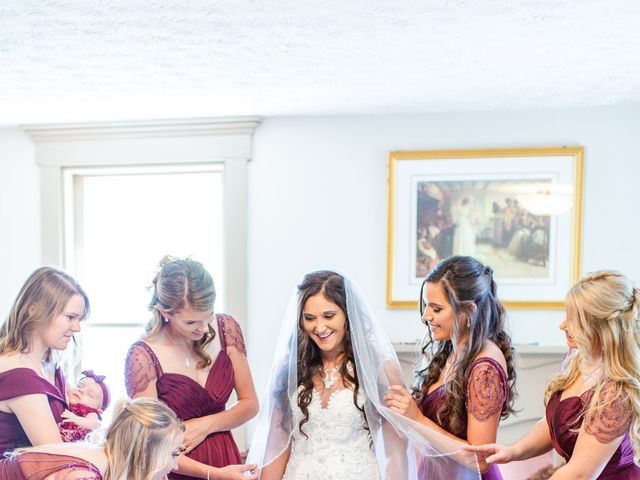 Kyle and Sumer's Wedding in Forest Hill, Maryland 9
