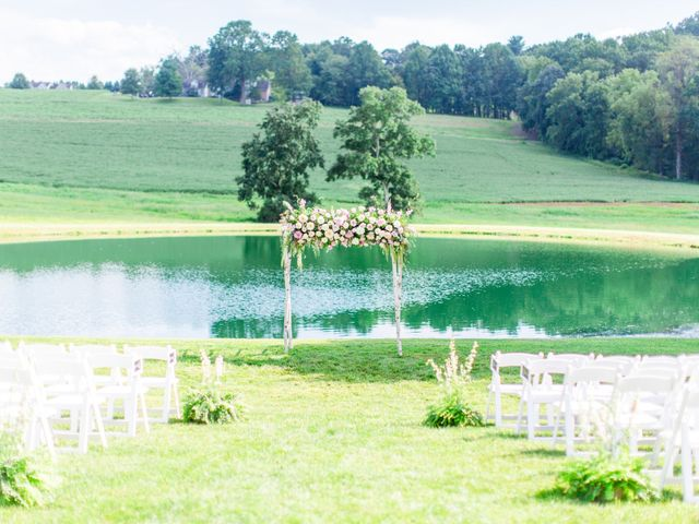 Kyle and Sumer's Wedding in Forest Hill, Maryland 11