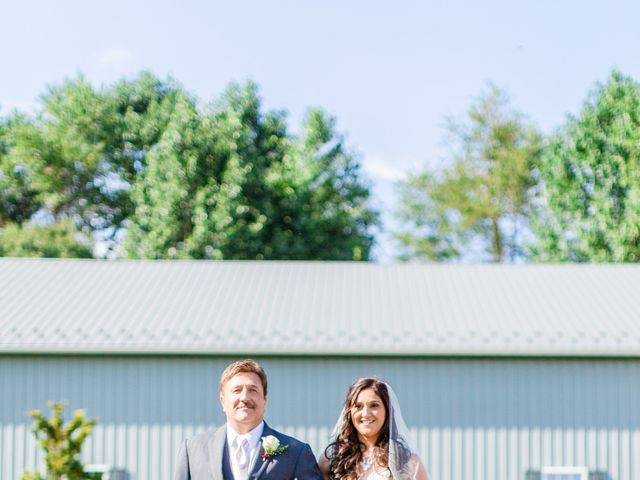 Kyle and Sumer's Wedding in Forest Hill, Maryland 15