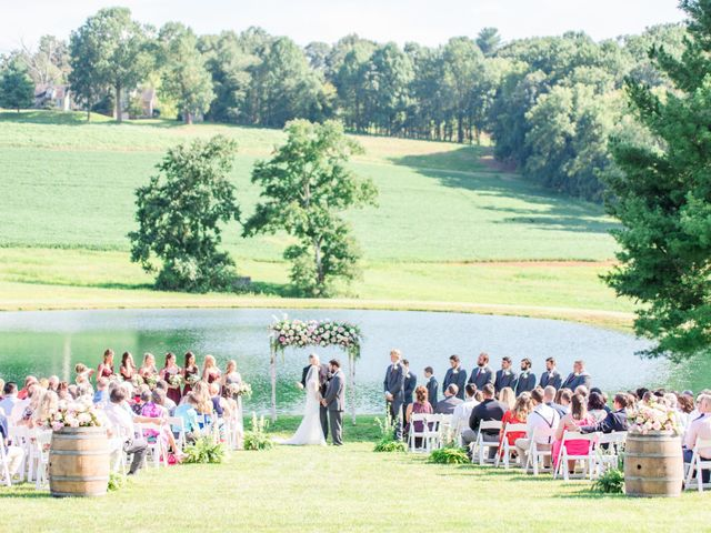 Kyle and Sumer's Wedding in Forest Hill, Maryland 1