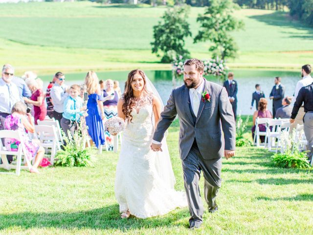Kyle and Sumer's Wedding in Forest Hill, Maryland 21