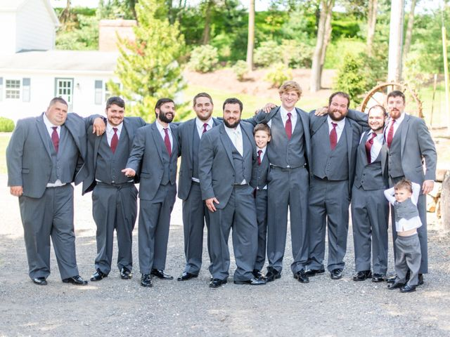 Kyle and Sumer's Wedding in Forest Hill, Maryland 23