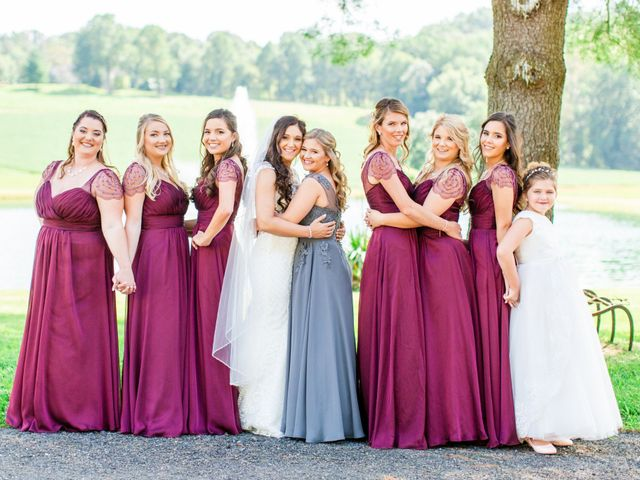 Kyle and Sumer's Wedding in Forest Hill, Maryland 24