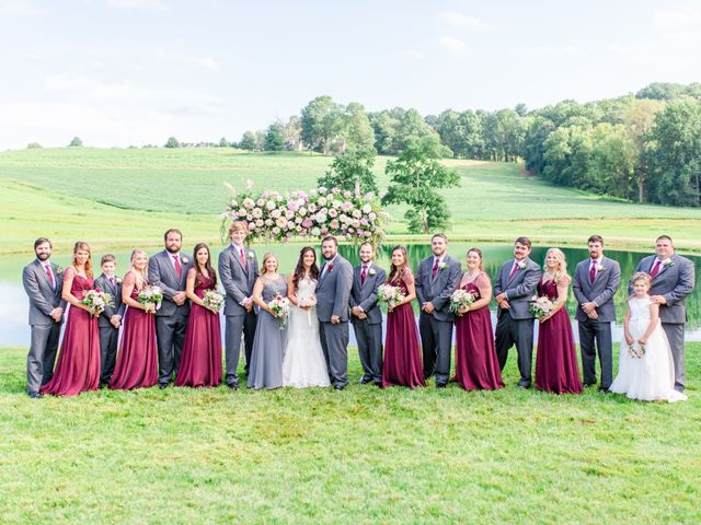 Kyle and Sumer's Wedding in Forest Hill, Maryland 25