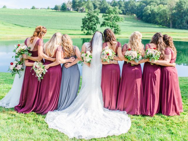 Kyle and Sumer's Wedding in Forest Hill, Maryland 27