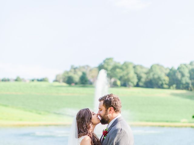 Kyle and Sumer's Wedding in Forest Hill, Maryland 29