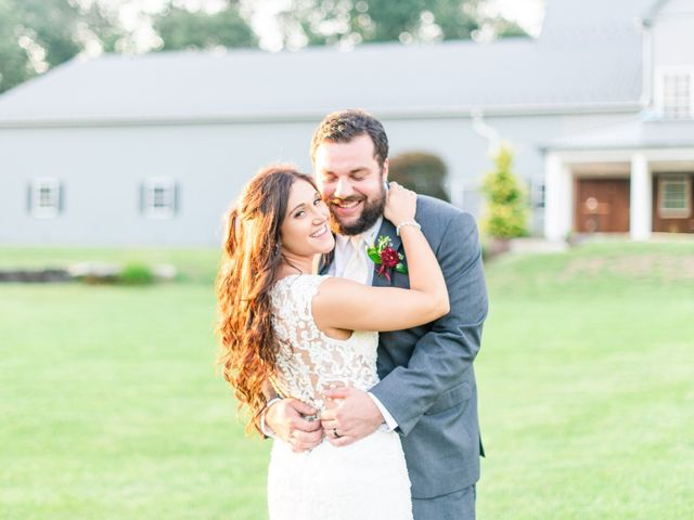 Kyle and Sumer's Wedding in Forest Hill, Maryland 37