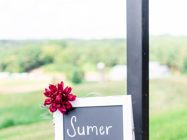 Kyle and Sumer's Wedding in Forest Hill, Maryland 38