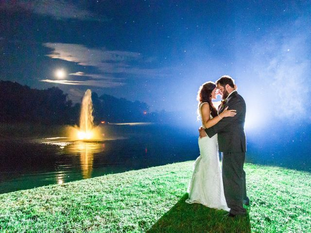 Kyle and Sumer's Wedding in Forest Hill, Maryland 57