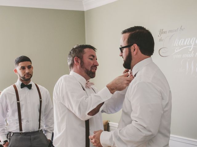 Andrew and Jessica's Wedding in Kansas City, Missouri 5