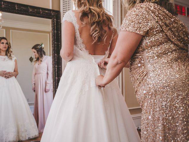 Andrew and Jessica's Wedding in Kansas City, Missouri 6