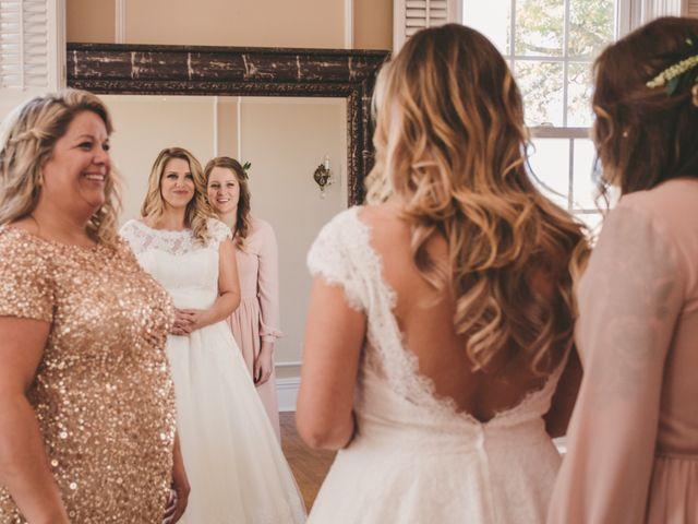 Andrew and Jessica's Wedding in Kansas City, Missouri 7