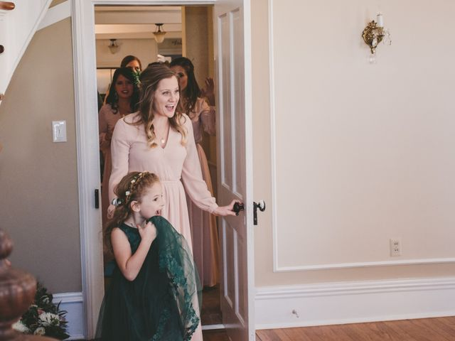 Andrew and Jessica's Wedding in Kansas City, Missouri 10