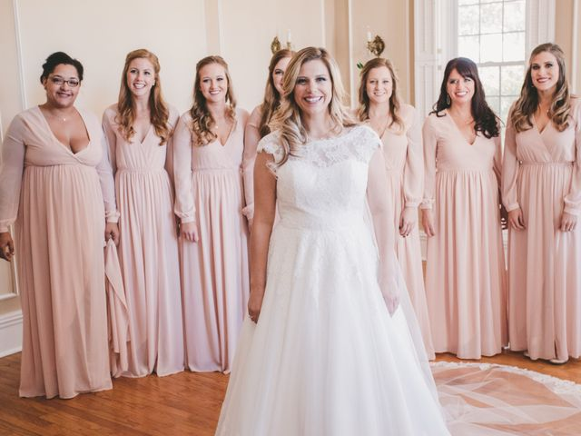 Andrew and Jessica's Wedding in Kansas City, Missouri 12