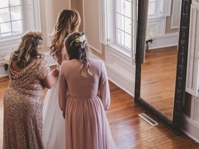 Andrew and Jessica's Wedding in Kansas City, Missouri 20