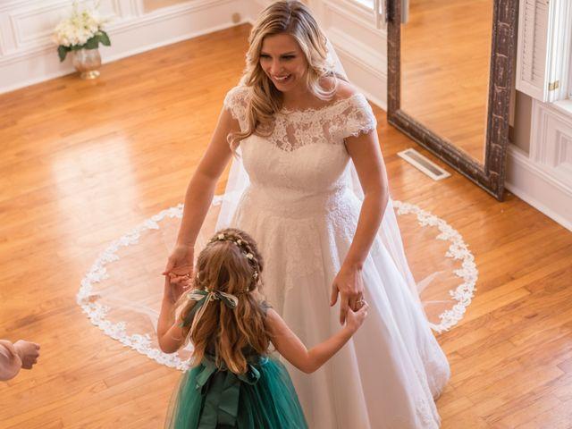 Andrew and Jessica's Wedding in Kansas City, Missouri 26