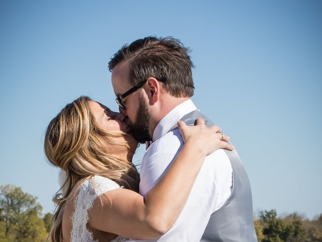 Andrew and Jessica's Wedding in Kansas City, Missouri 33